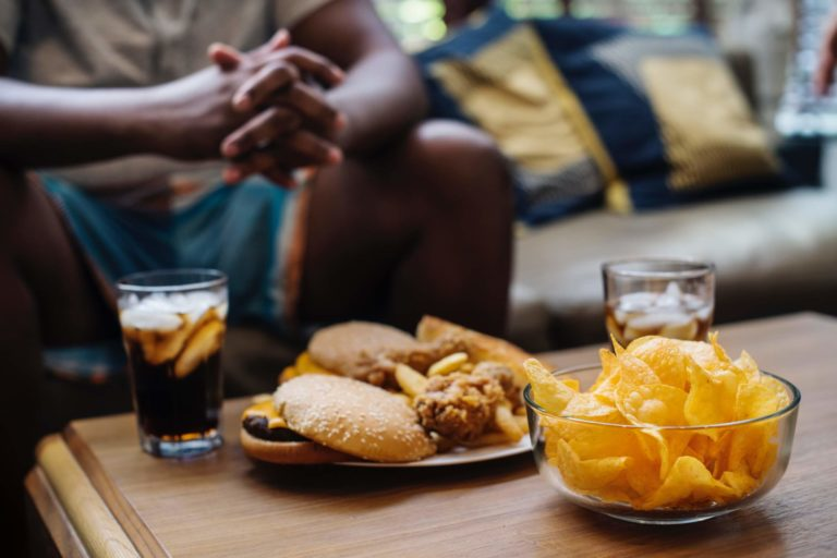 Finding Way To Have Nice Meal While >> What Happens To Your Brain When You Eat Junk Food