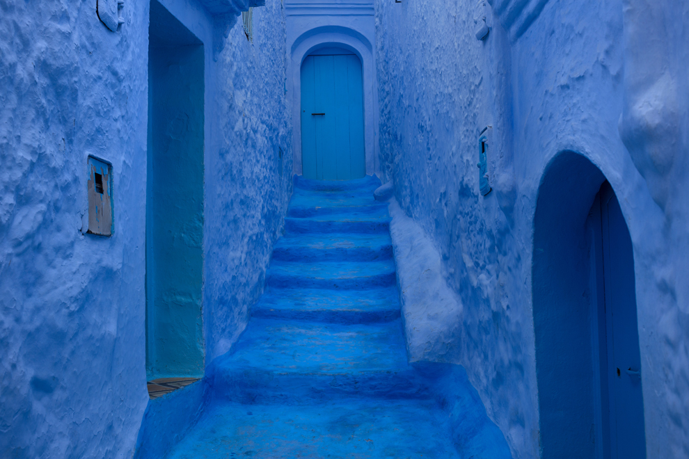 photo essay  the blue city of chefchaouen  morocco