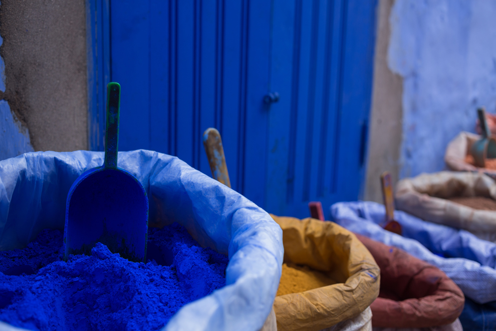 Photo Essay The Blue City Of Chefchaouen Morocco James