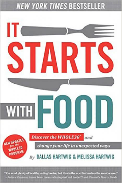 It Starts With Food by Melissa and Dallas Hartwig