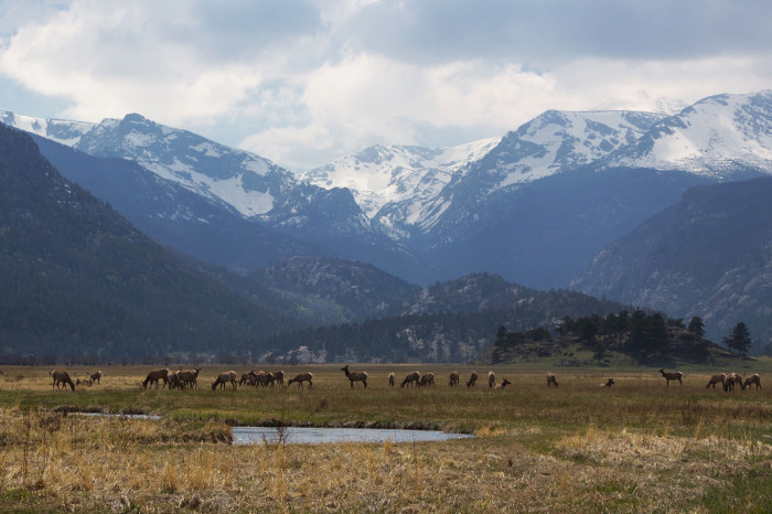 photo essay  the rocky mountains and streams of colorado