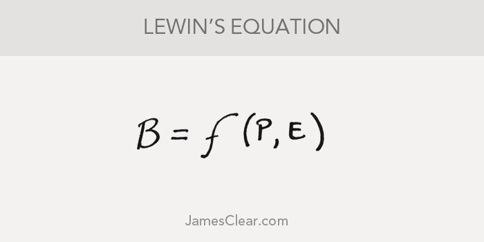 Lewin's Equation