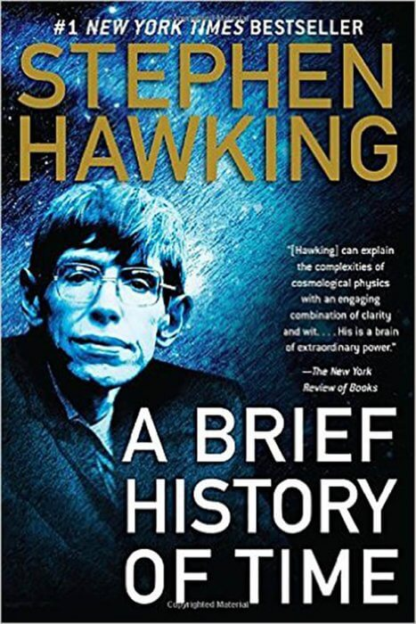 Best nonfiction books the 10 best nonfiction books of all time a brief history of time by stephen hawking fandeluxe Choice Image