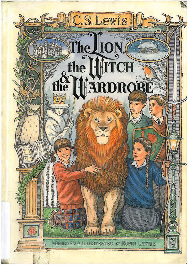 c into op lewis and lion walking the on homeschool witch cs wardrobe co pin based way class by from