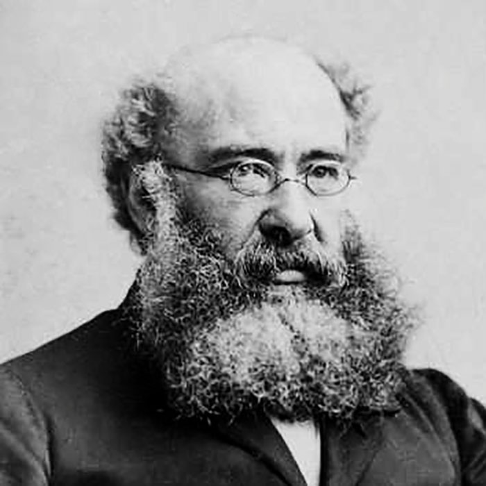 The 15-Minute Routine Anthony Trollope Used to Write 40+ Books