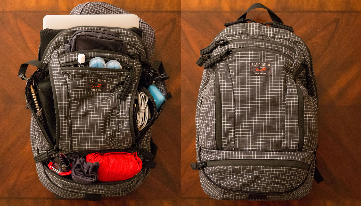 4d9c0732b543 Ultralight Packing List: How to Pack Light & Travel With 1 Bag