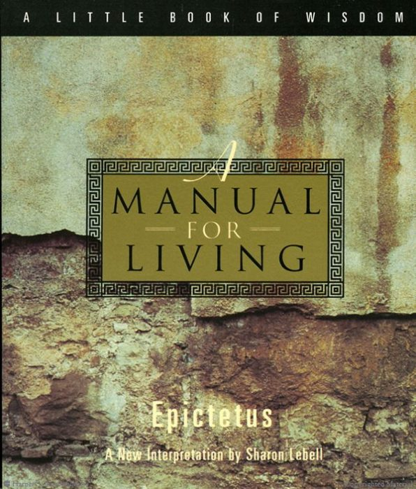 Manual For Living by Epictetus