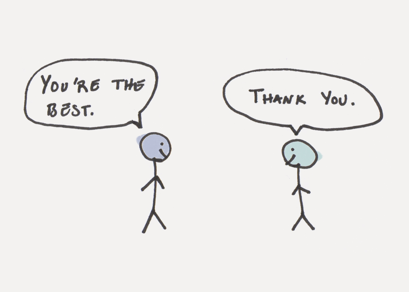 7 Times When You Should Just Say Thank You, But Don't