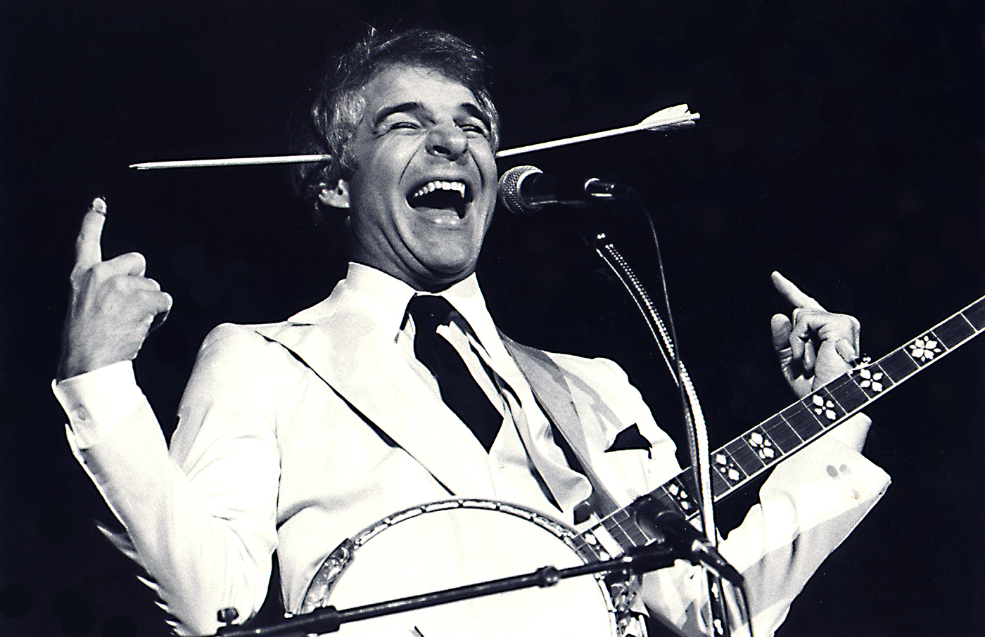 Steve Martin (How to Stay Motivated in Life and Work)