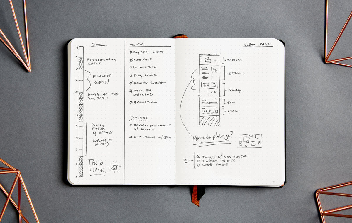 The Clear Habit Journal James Clear