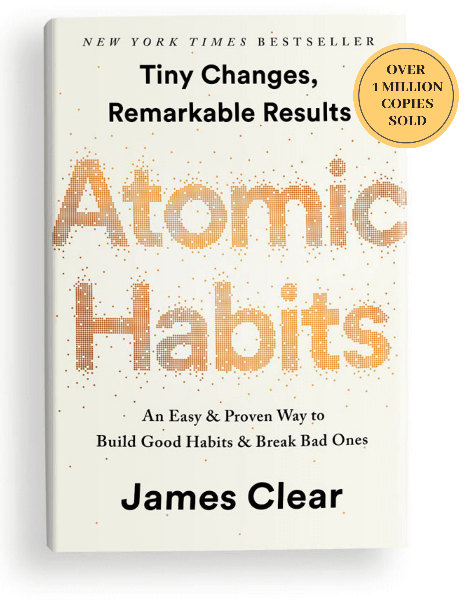 Image result for Daily Habits To Success: James Clear's Atomic Habits (Hardcover Edition)
